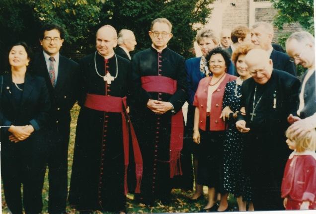 1988 processie gasten